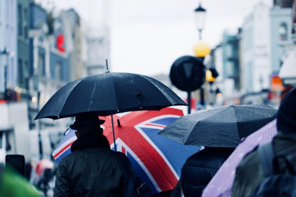 Im Regen gelassen: Der Brexit verunsichert Millionen Menschen in Europa.