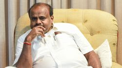 Trouble Mounts For Karnataka CM Kumaraswamy After His 'Shoot Mercilessly'
