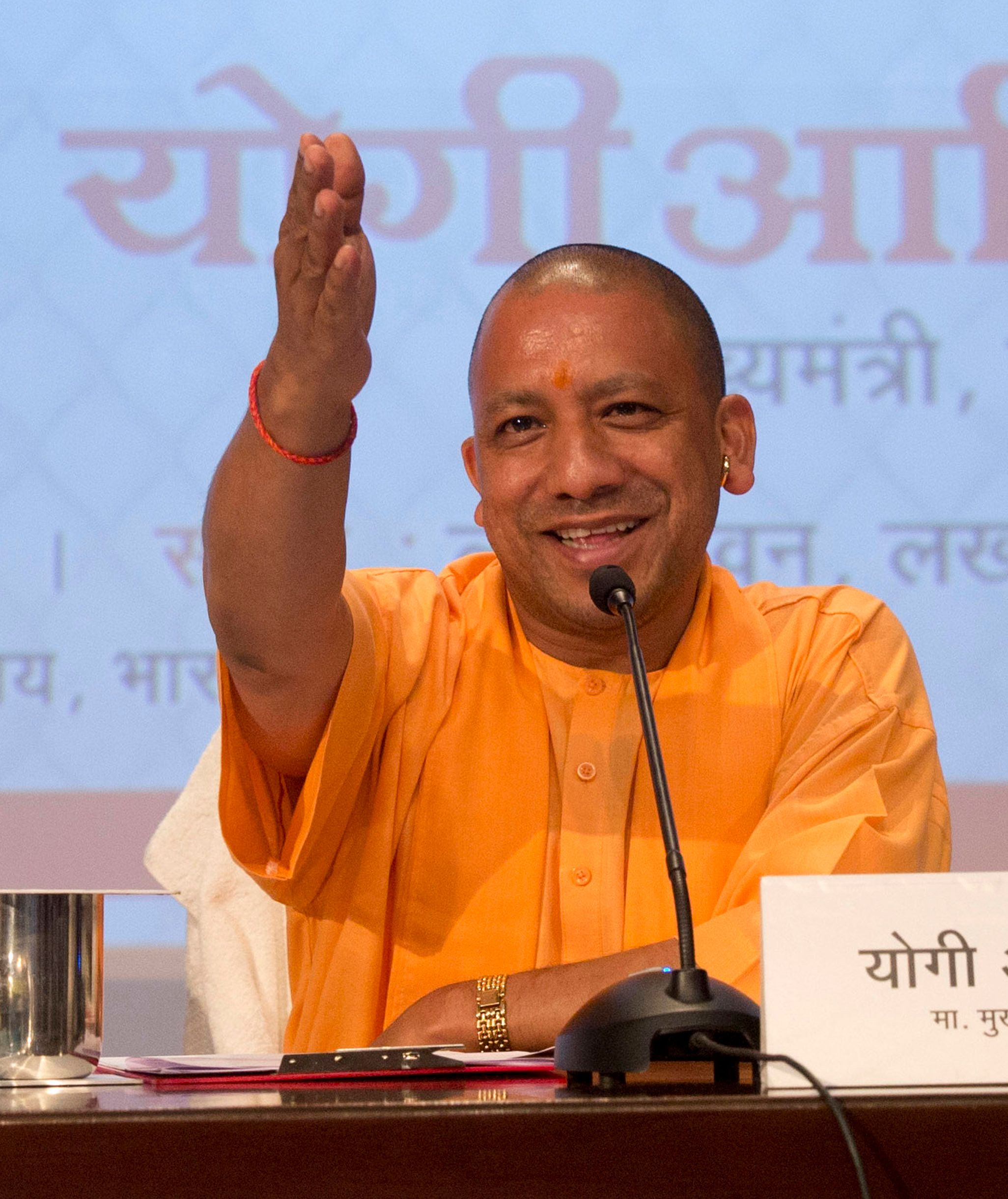 Yogi Adityanath Orders Immediate Arrangements For Proper Care Of Stray Cows In