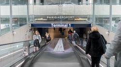 Un terminal de Roissy brièvement évacué, 2 individus interpellés avec d'armes