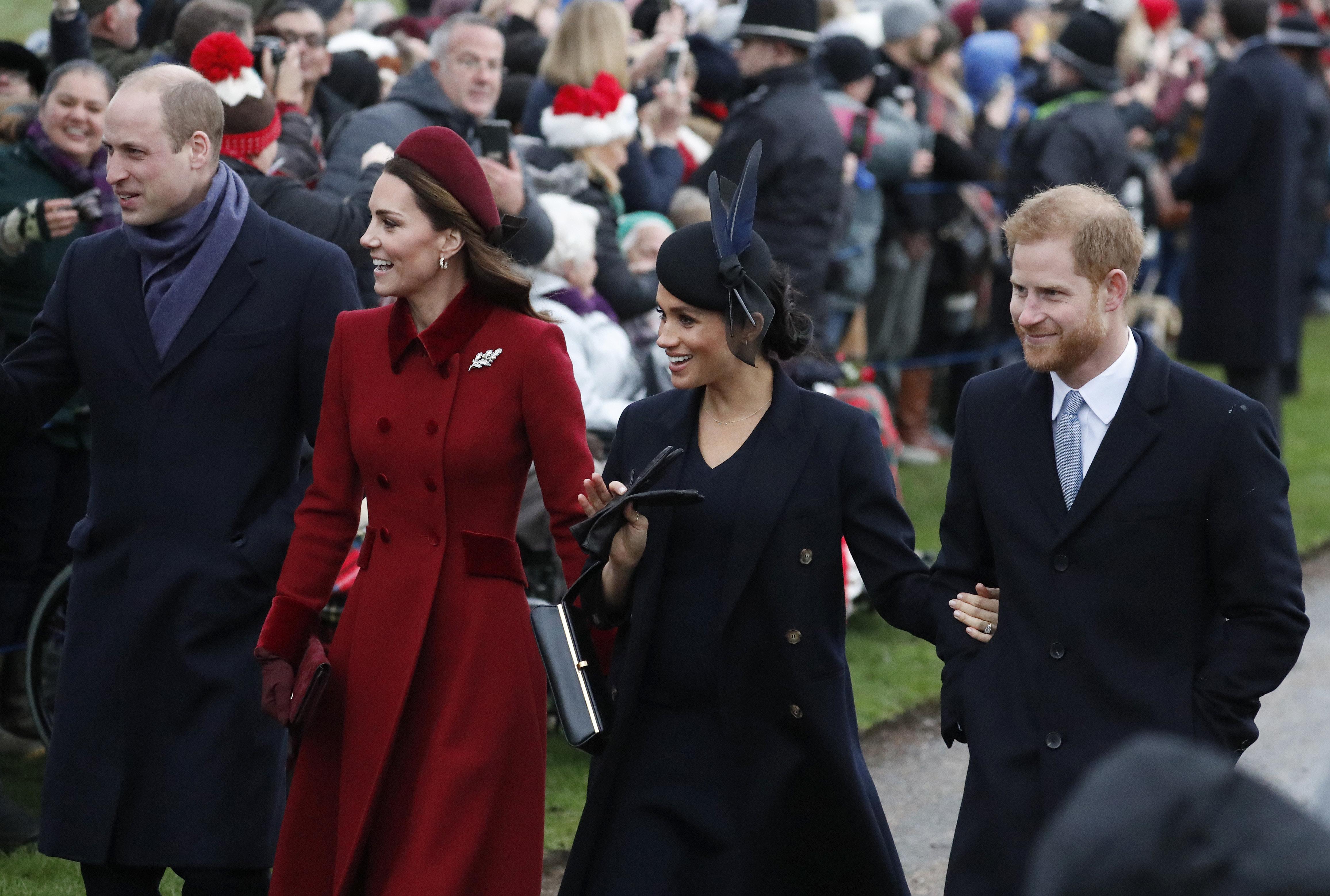 Meghan und Kate sollen sich monatelang streiten – jetzt spricht die Queen ein