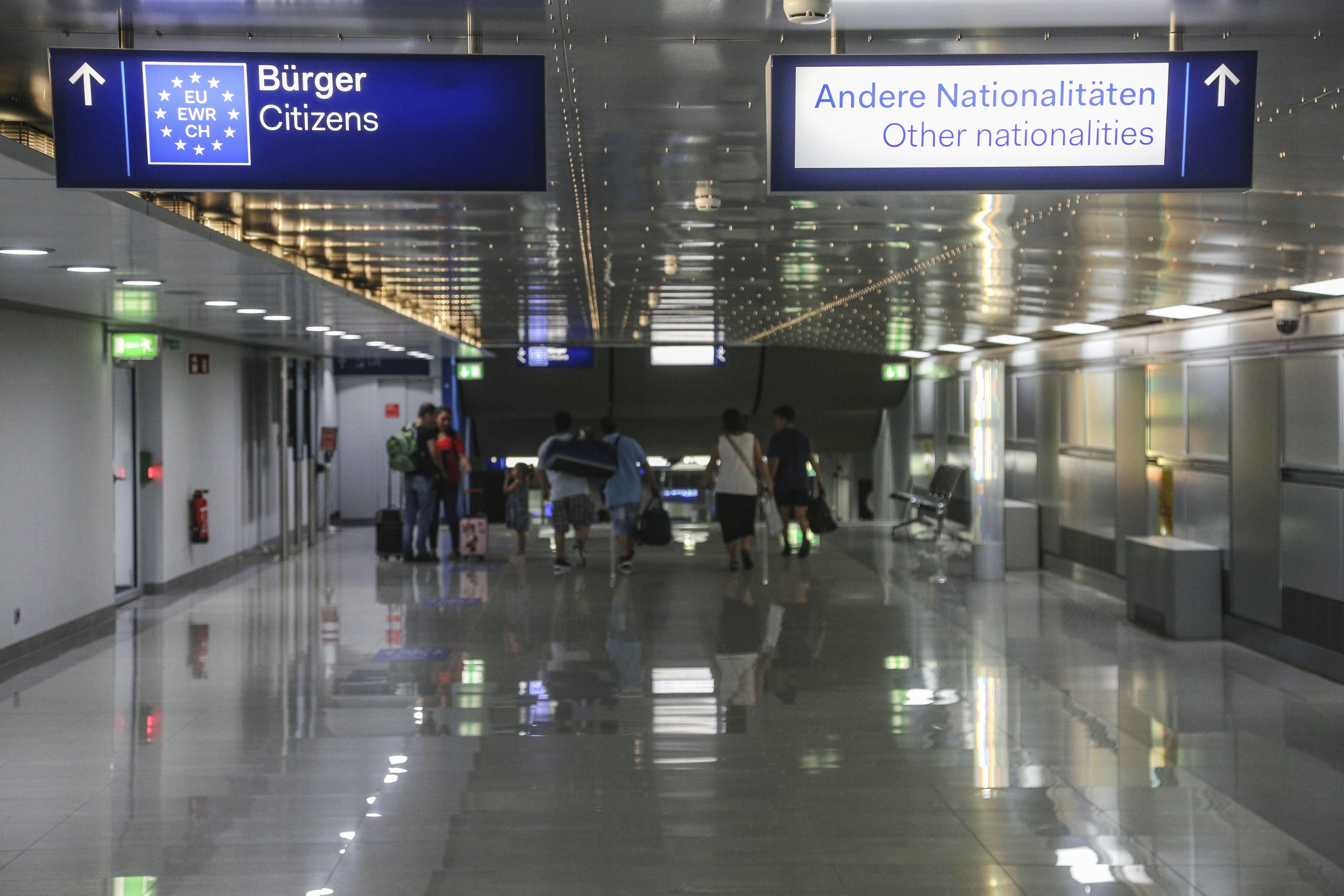 Allemagne: Des députés marocains bloqués à l'aéroport de Francfort, faute de visa
