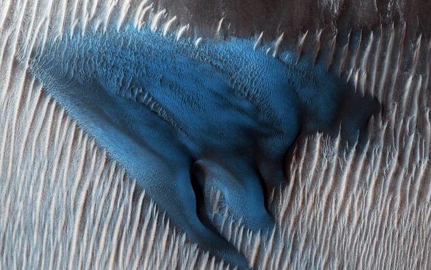 2018: Η απόκοσμη ανακάλυψη της NASA στον Άρη που μάγεψε τους
