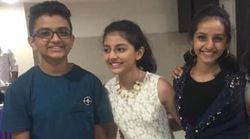 3 Teen Siblings From Telangana Die In Fire At US Home 2 Days Before