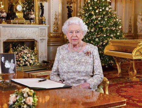 Queen Elizabeth's Christmas Address Talks About Meghan Markle, Importance Of