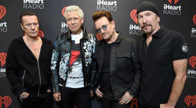 Οι U2 «ροκάρουν» για καλό