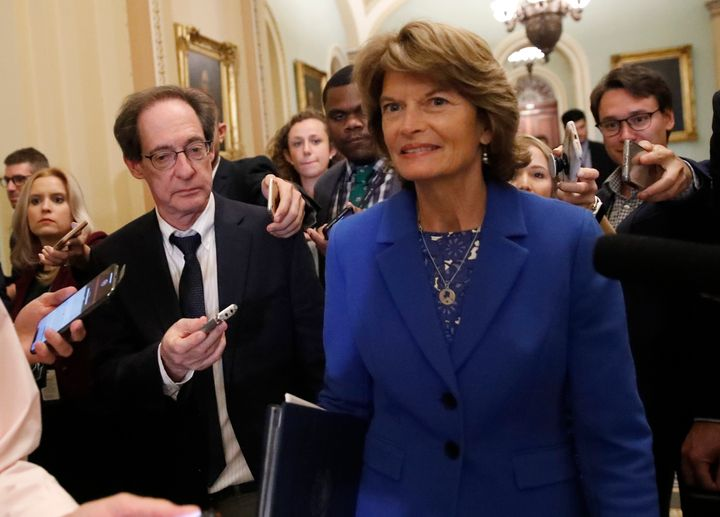 Come January, Sen. Lisa Murkowski will take the lead on Savanna's Act, a bill aimed at stemming violence directed at Native women.