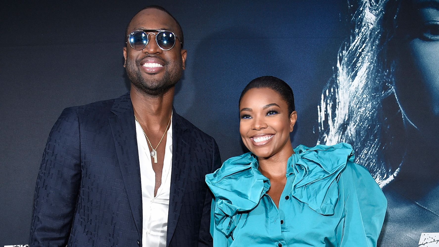 Gabrielle Union And Dwyane Wade's First Christmas With Kaavia James