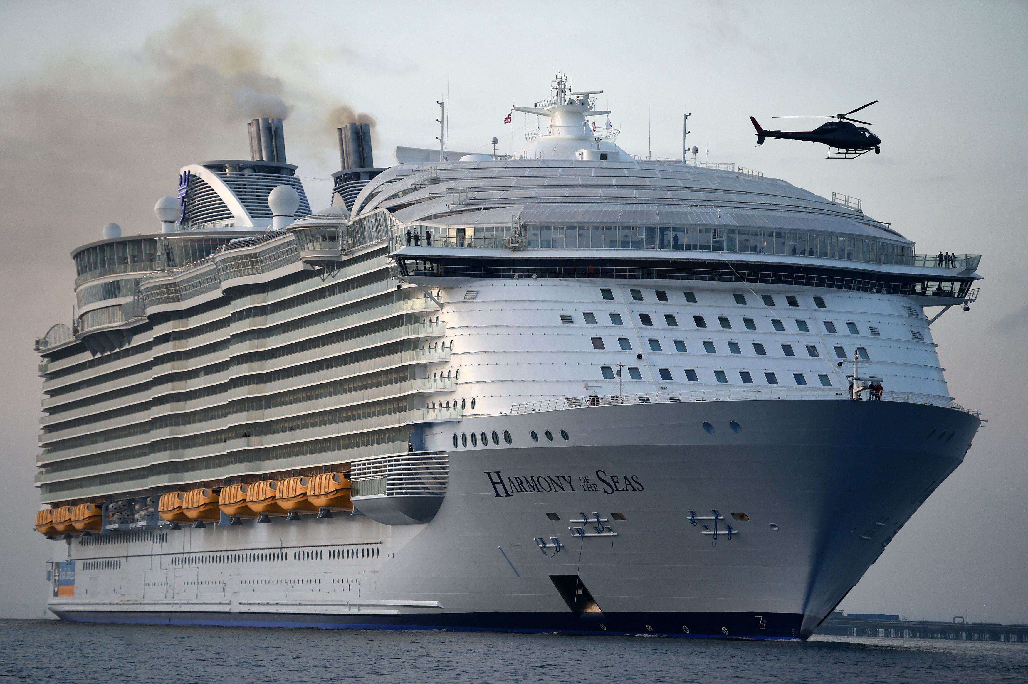 British Cruise Ship Entertainer Missing Since Christmas Day Off Coast Of Puerto