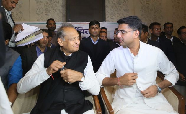 In Rajasthan, CM Ashok Gehlot Keeps Home, Finance Portfolios; Sachin Pilot Gets 5