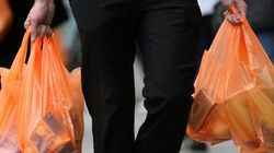 Carrier Bag Charge To Be Doubled To 10p In All Shops Across