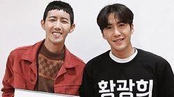 '일진 논란' 유시종씨가 광희 매니저 일을