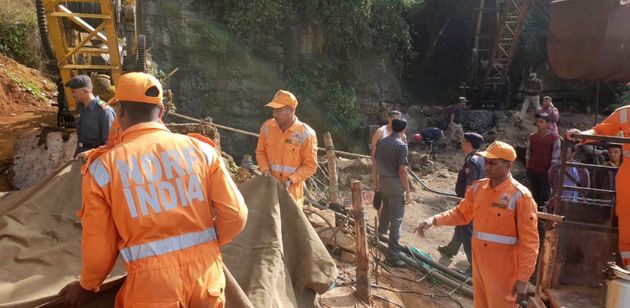 15 Meghalaya Miners Still Trapped: Rescuers Detect 'Foul Smell' As Govt Waits For High-Power