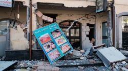 Sicile: après le réveil de l'Etna, les images des dégâts causés par un