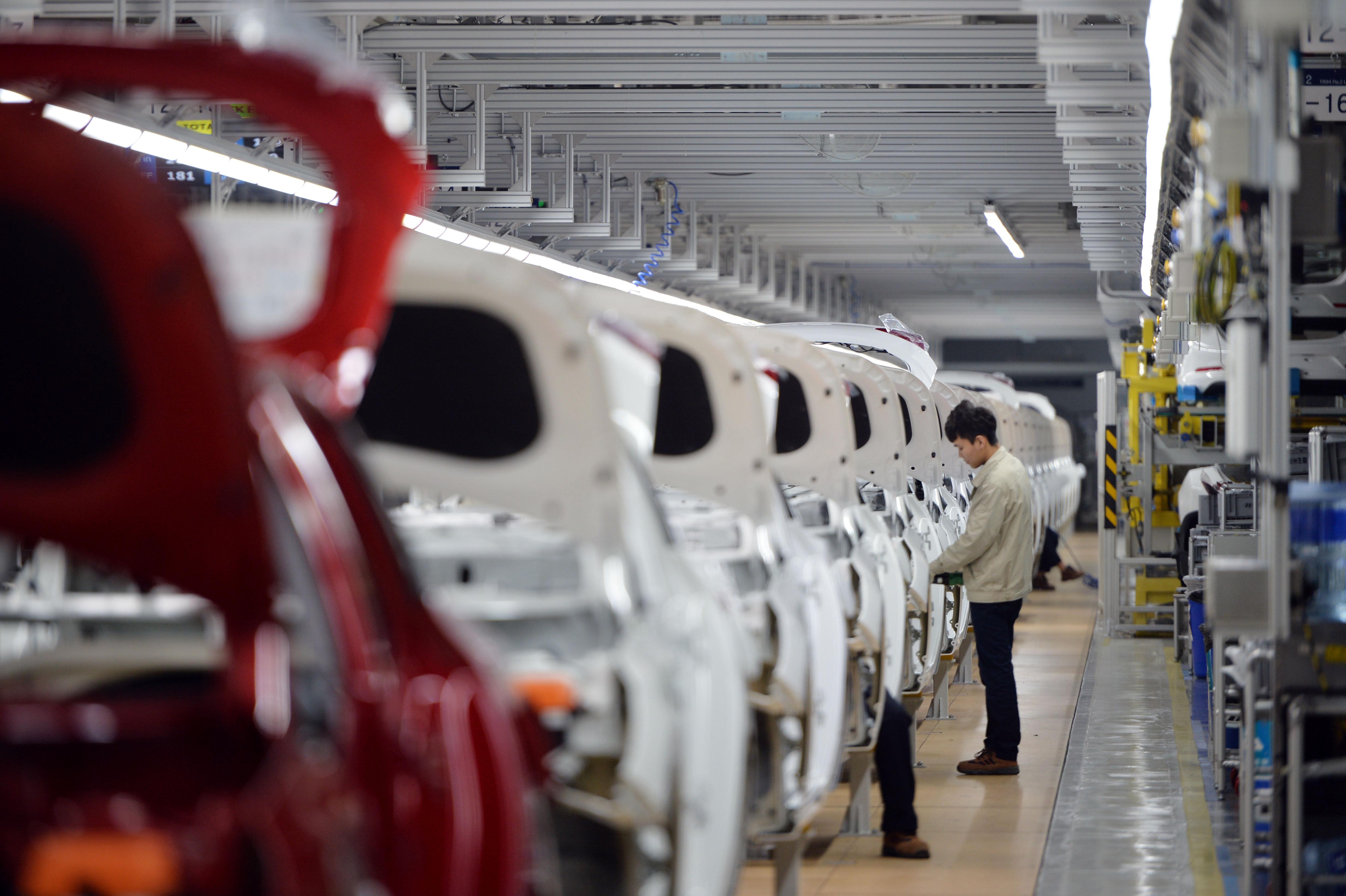중국 자동차 시장은 '기회의 땅'이었다. 지금은 '재앙'이