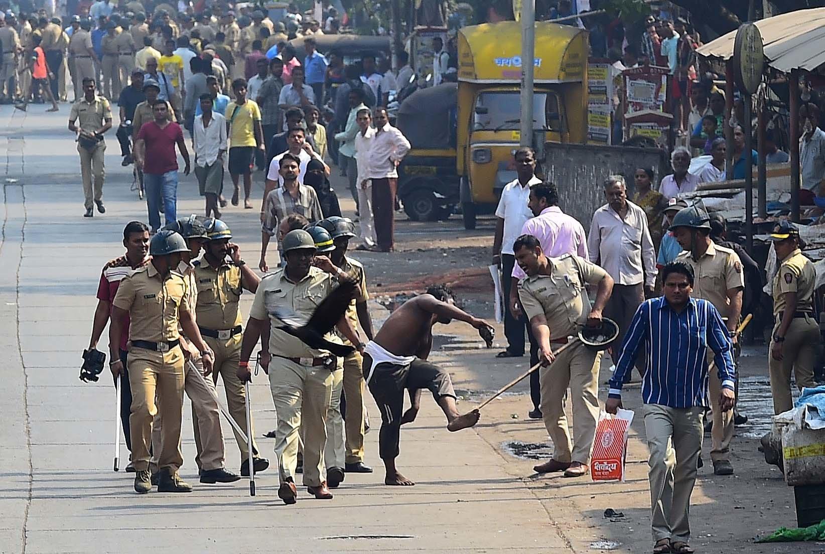 Bhima-Koregaon: Cops Fighting 'Campaign Of Hate' On Social Media Ahead Of