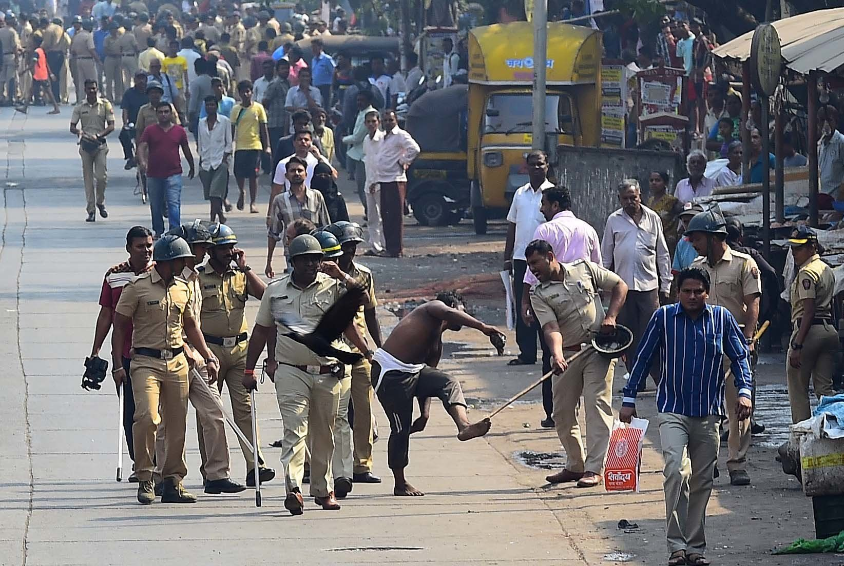 Bhima-Koregaon: Cops Fighting 'Campaign Of Hate' On Social Media Ahead Of