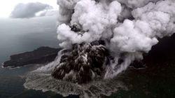 Ινδονησία: Ενταση συναγερμού, συνεχίζονται οι ηφαιστειακές