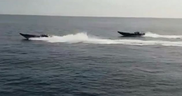 Une spectaculaire course-poursuite oppose la police espagnole et un go-fast se rendant au