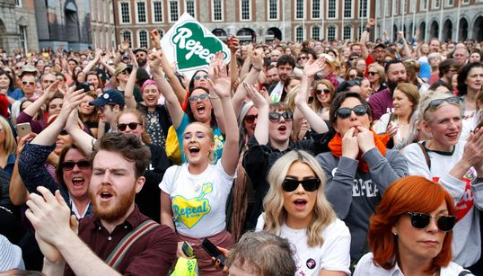 In May, Strong, Defiant Women Changed Ireland Forever – But Our Fight's Not Done