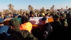 M'sila: le corps de Ayache Mahdjoubi retiré et