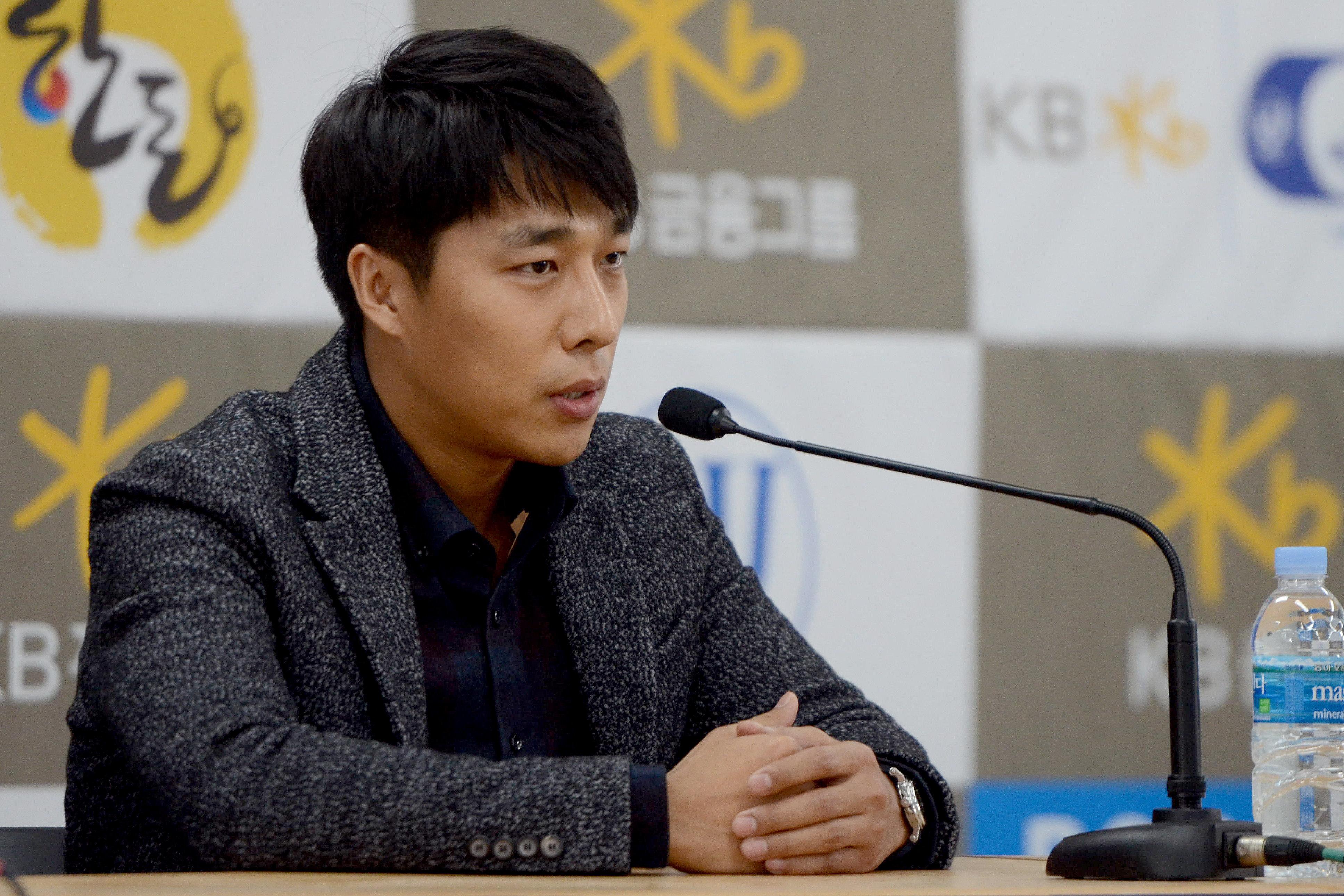 전 쇼트트랙 국가대표 선수 김동성이