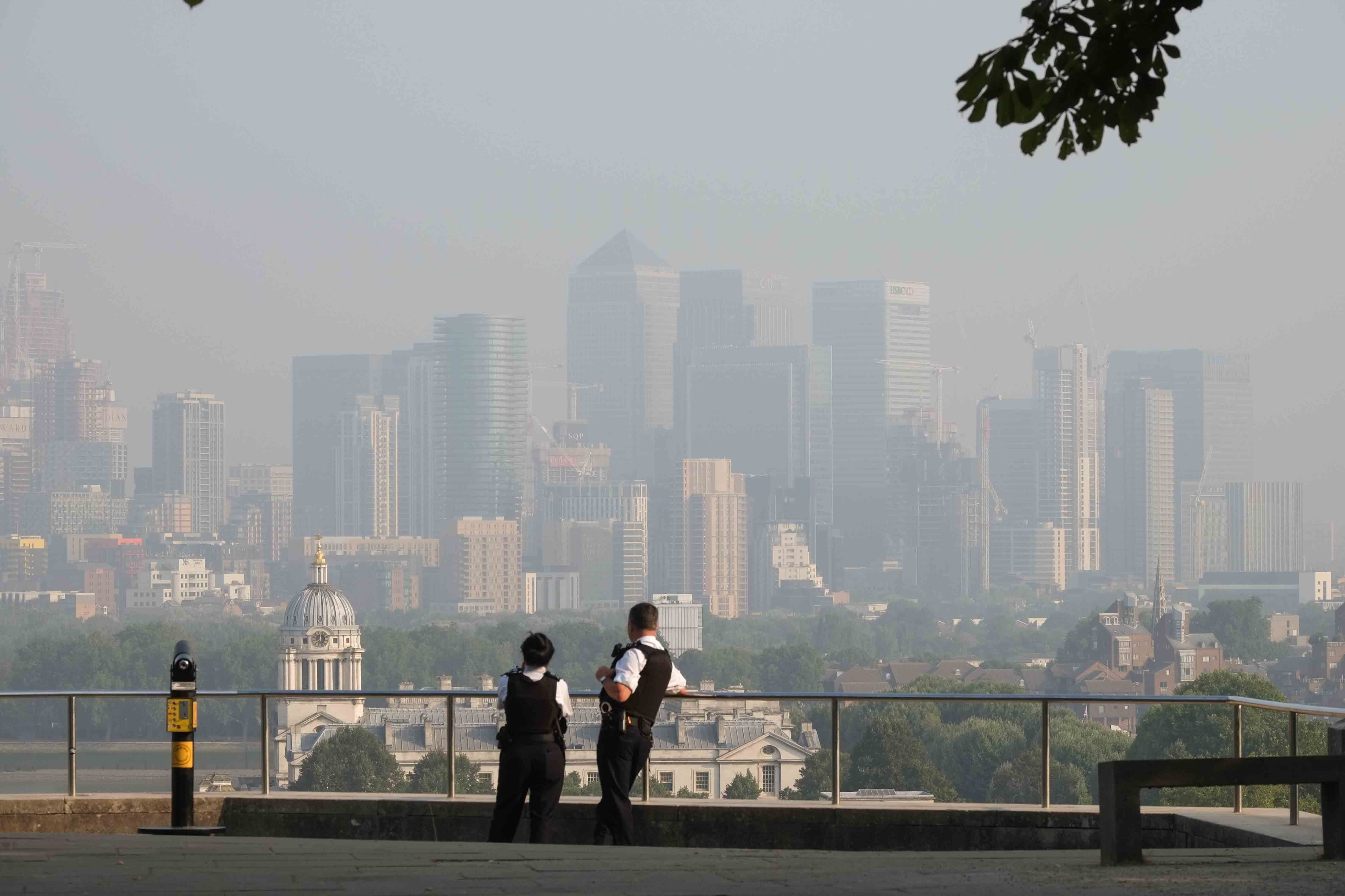 33 Million People Across England Lived With Illegal Air Pollution In 2016, Analysis
