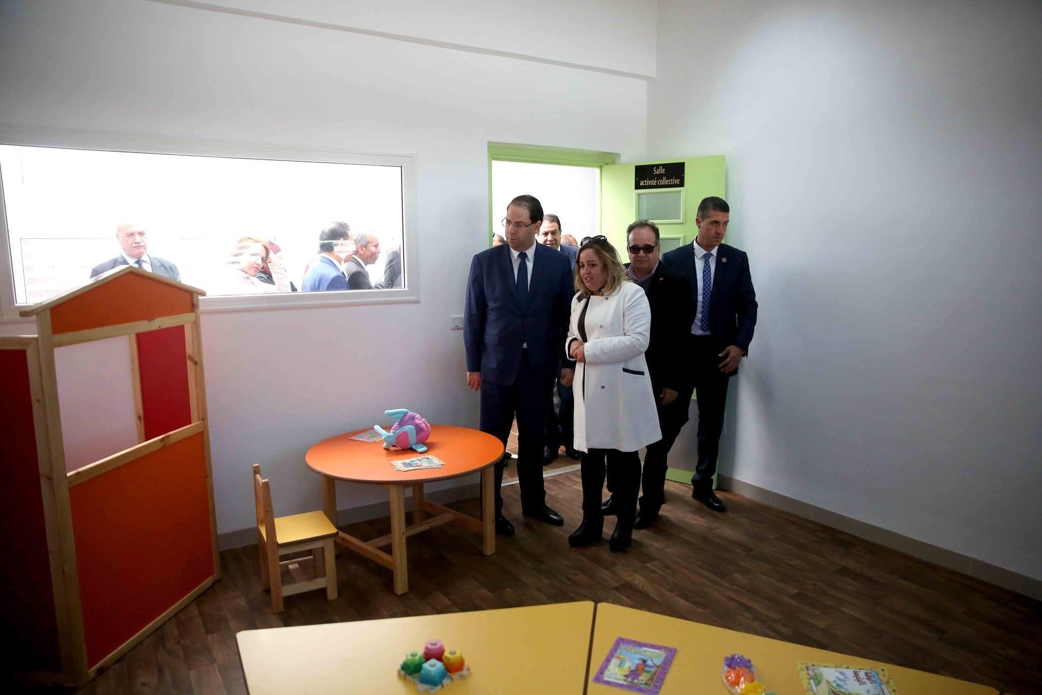 Un centre public de prise en charge pour enfants autistes inauguré à Sidi