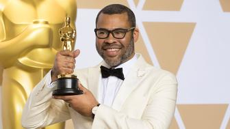 THE OSCARS(r) - The 90th Oscars(r)  broadcasts live on Oscar(r) SUNDAY, MARCH 4, 2018, at the Dolby Theatre® at Hollywood & Highland Center® in Hollywood, on the ABC Television Network. (Rick Rowell via Getty Images) JORDAN PEELE