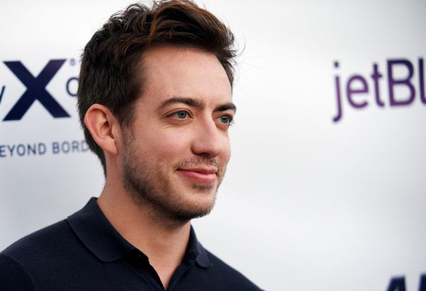 "In April, the ""Glee"" star <a href=""https://www.huffpost.com/entry/glee-star-kevin-mchale-comes-out-with-a-little-help-from-ar"