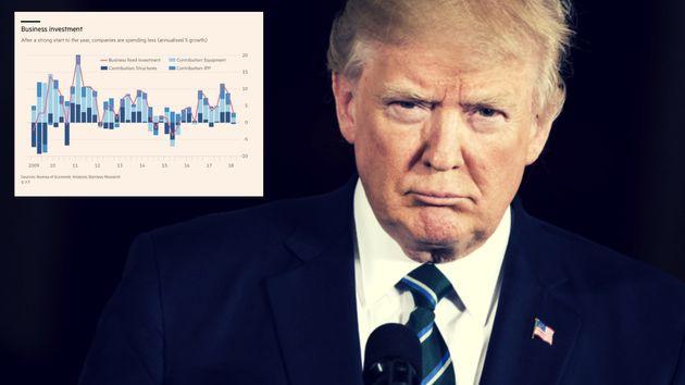Rauscht Amerika wegen Trumps falschen Steuergeschenken auf eine Katastrophe zu?