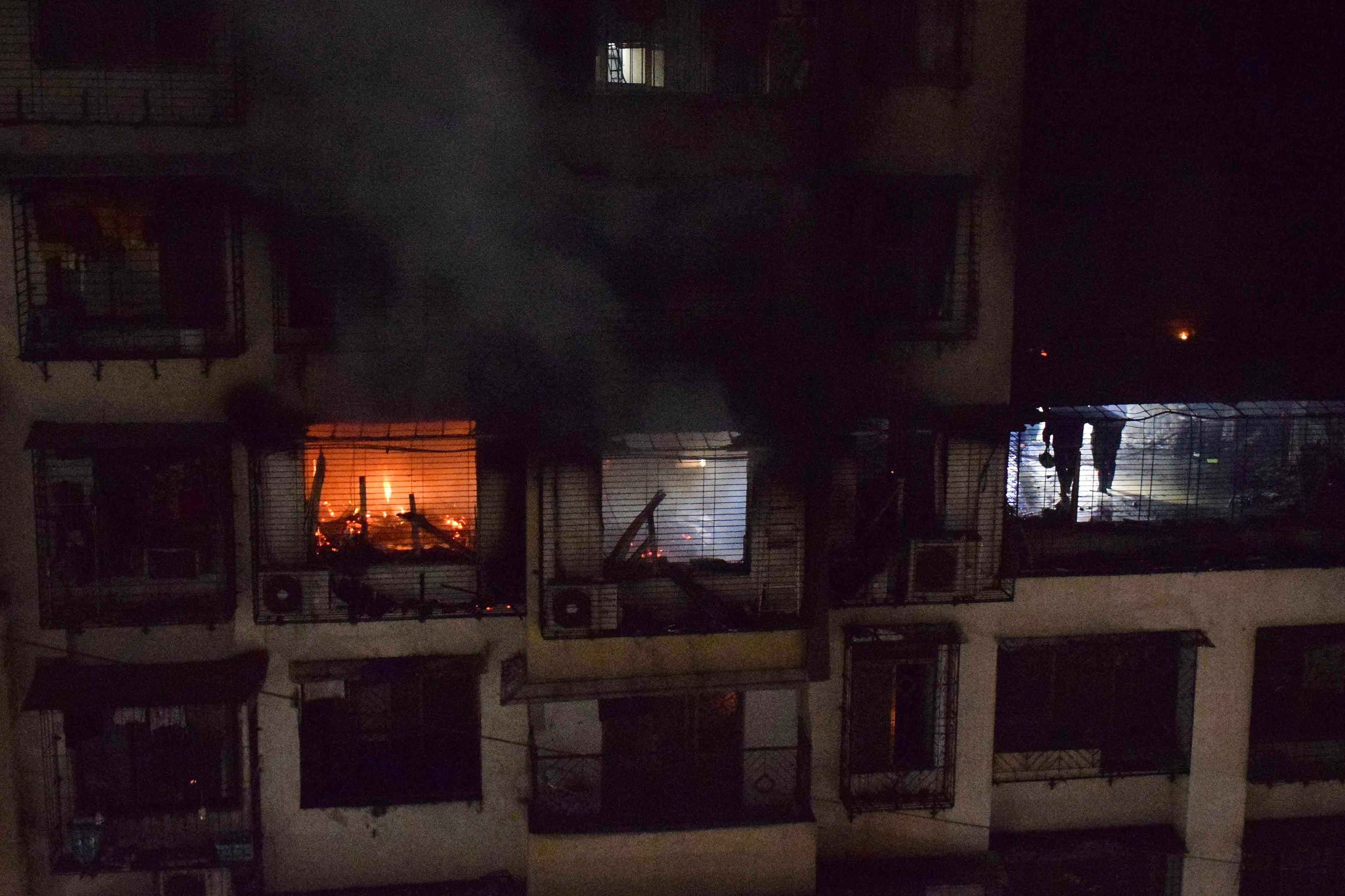 4 Senior Citizens Among 5 Killed in Fire At Mumbai