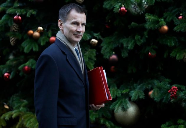 Jeremy Hunt said the EU must define what a 'temporary' backstop would look