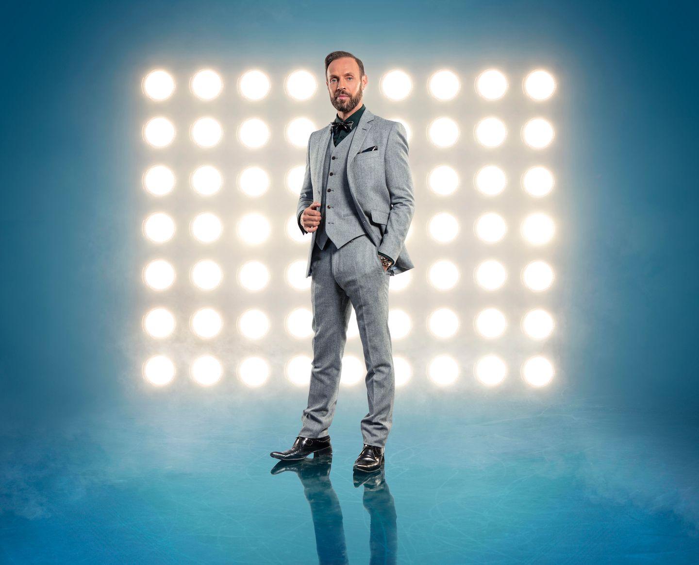 Dancing On Ice's Jason Gardiner Backs Calls For Same-Sex