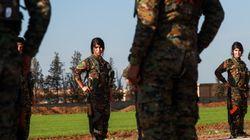 Syrie: les forces kurdes appellent à l'aide le régime face aux menaces
