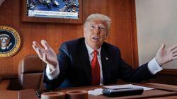 Trump menace de fermer la frontière avec le Mexique faute de financement du