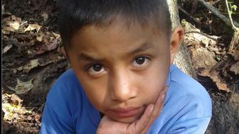 This Dec, 12, 2018 photo provided by Catarina Gomez on Thursday, Dec. 27, 2018, shows her half-brother Felipe Gomez Alonzo, 8, near her home in Yalambojoch, Guatemala. The 8-year-old boy died in U.S. custody at a New Mexico hospital on Christmas Eve after suffering a cough, vomiting and fever, authorities said. The cause is under investigation. (Catarina Gomez via AP)
