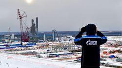 Les exportations de gaz russe vers l'Europe à un nouveau record en
