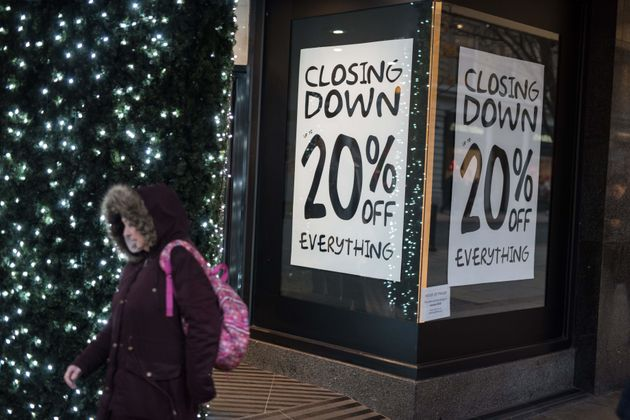 The British High Street In Crisis: 9 Huge Retailers Who've Been Hit In
