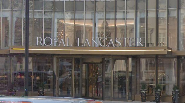 Reginaldo Lima used his employment at the Royal Lancaster to hide a covert device in a