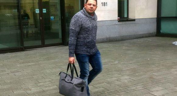 Reginaldo Lima was given a suspended prison sentence for two