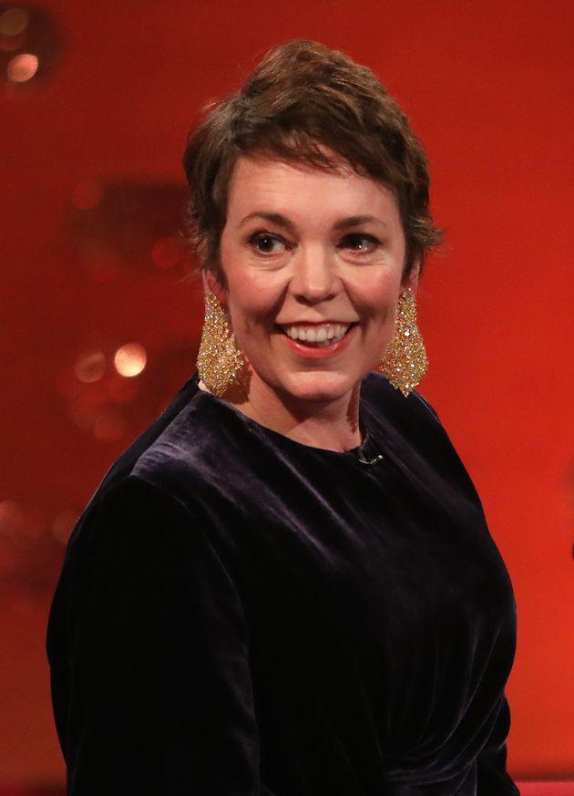 Olivia Colman on 'The Graham Norton