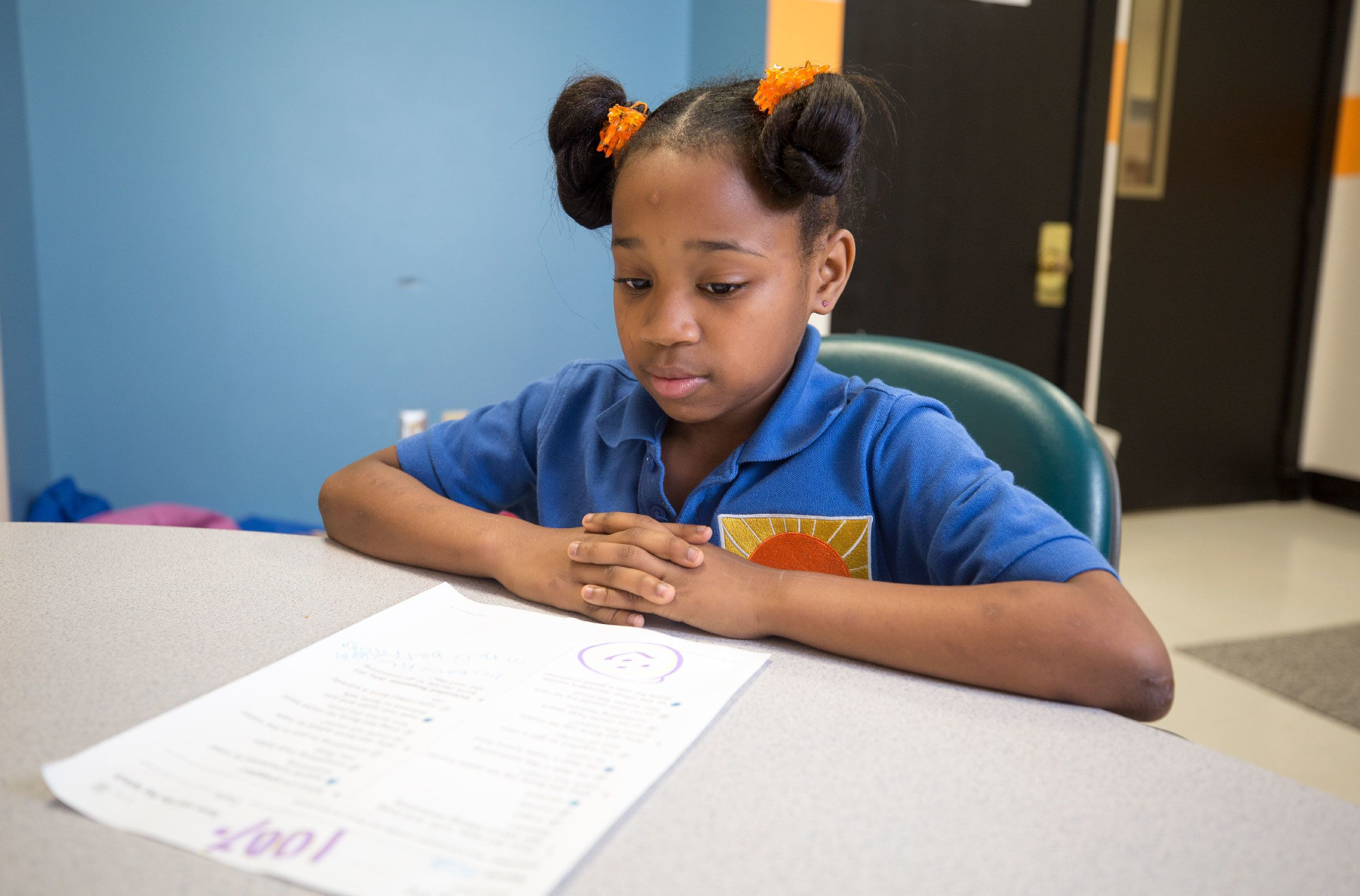 Trauma Is The Norm For Many New Orleans Kids. This School Was Made For