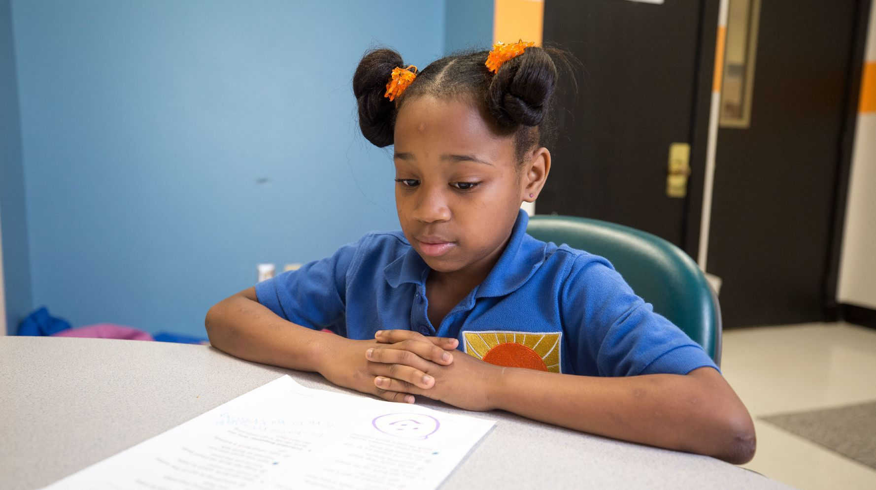 Trauma Is Norm For Many New Orleans >> Trauma Is The Norm For Many New Orleans Kids This School Was Made