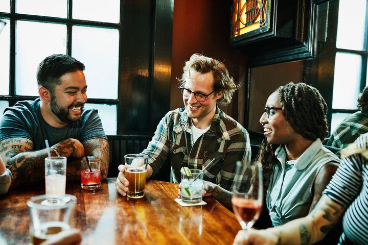 Examine why you enjoy drinking alcohol.
