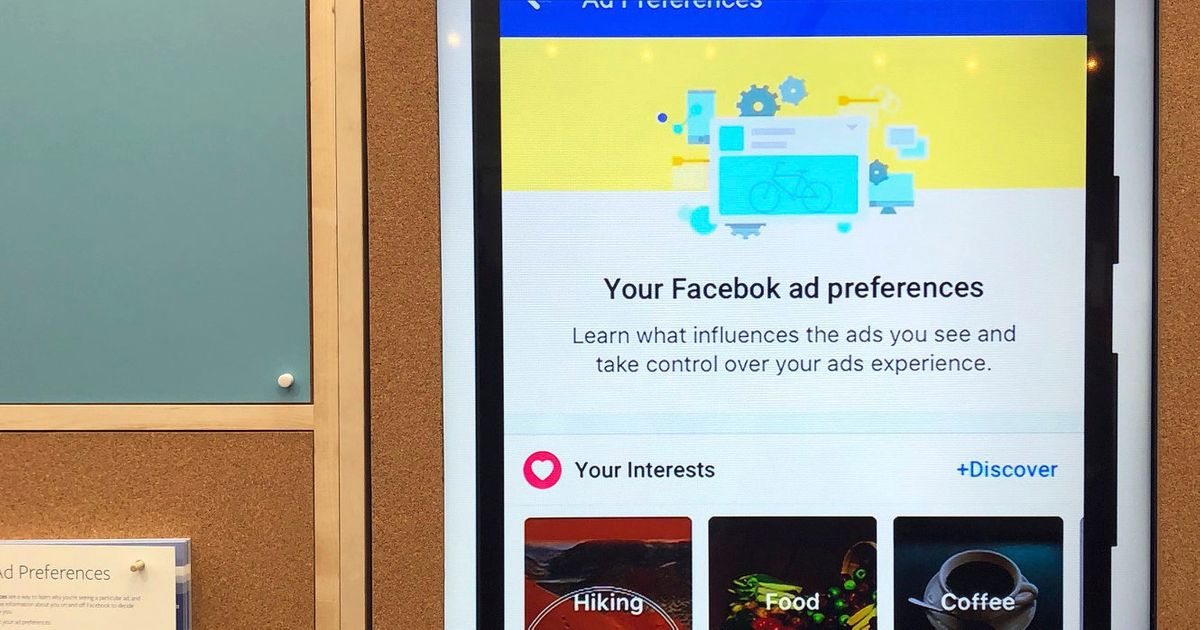 QnA VBage Most Facebook Users Don't Trust The Site With Their Data