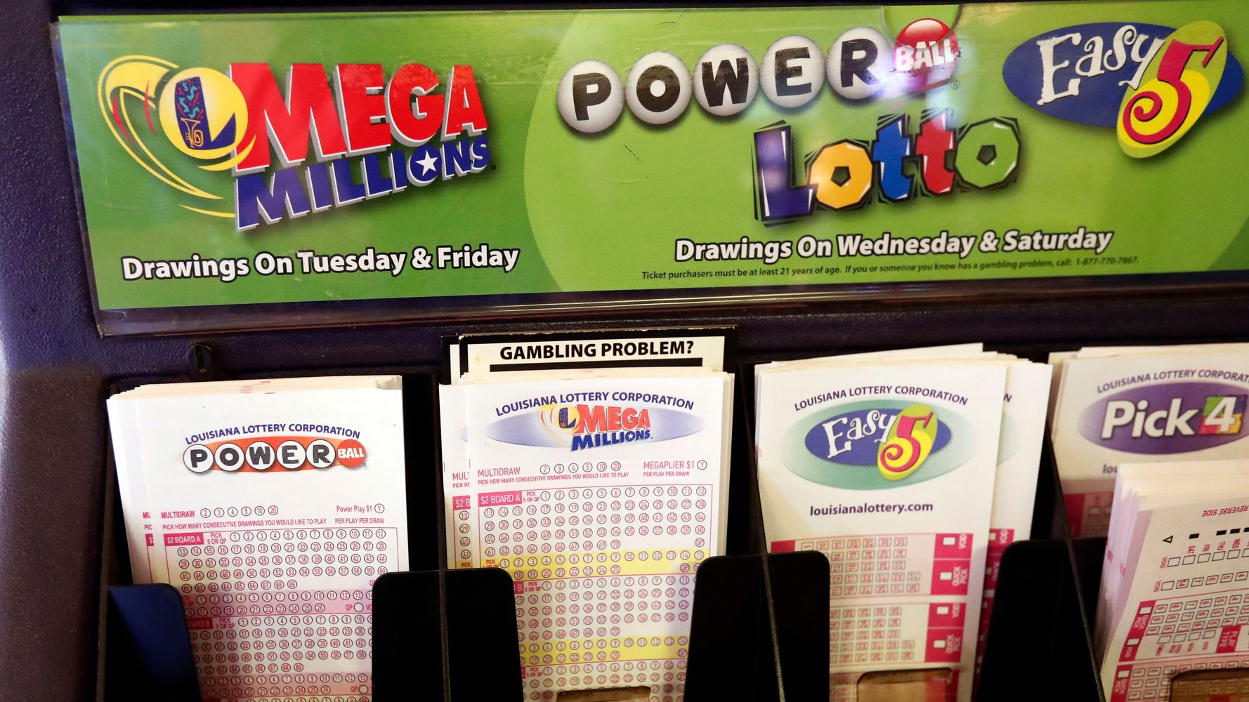 No One Has Claimed That $1 5 Billion Lotto Jackpot, And The Clock Is