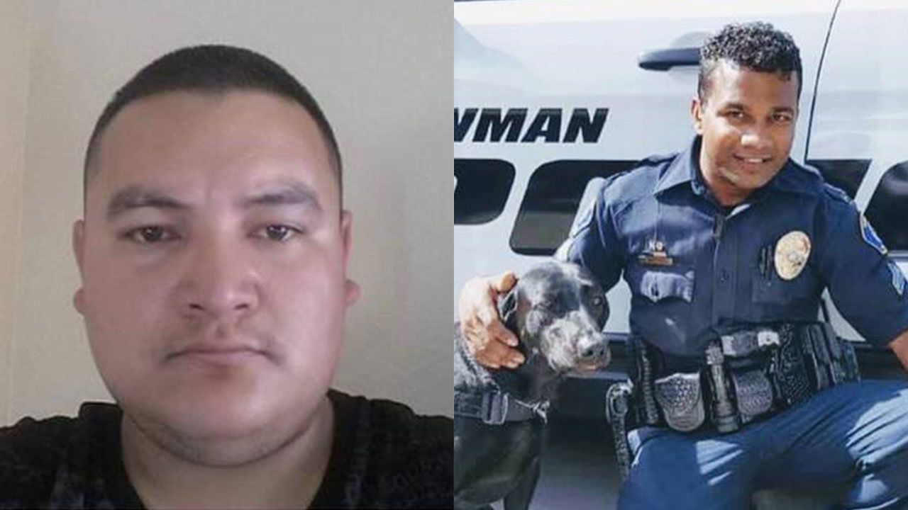 The Stanislaus County Sheriff says the suspect in the killing of Newman Corporal Ronil Singh was a member of the Sureños street gang and had been arrested twice before on charges of driving under the influence of alcohol. Gustavo Perez Arriaga was captured while attempting to flee to Mexico.
