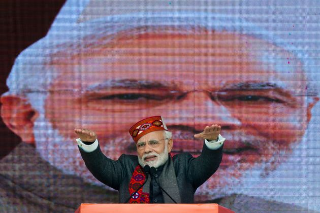 Modi's Clampdown On E-Commerce In India May Not Win Back Votes Of Small