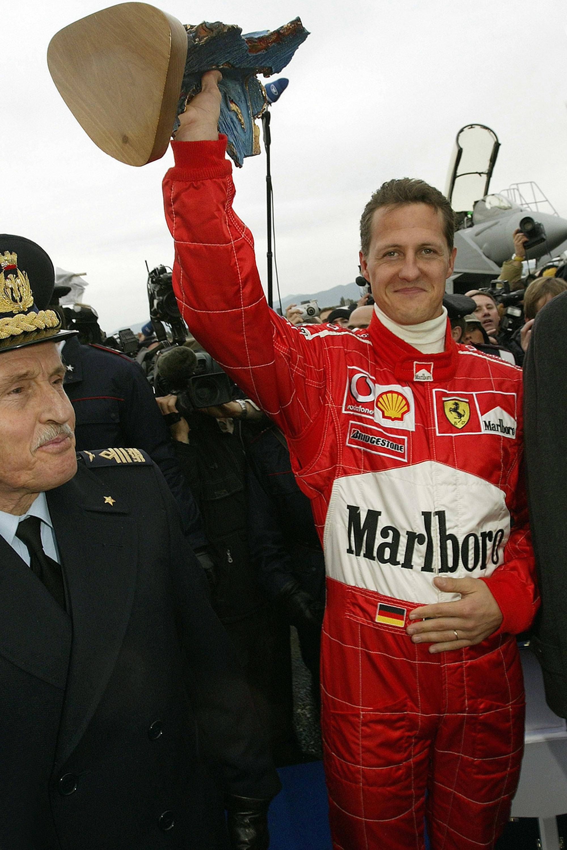 Freund von Michael Schumacher verrät, wie er für die Genesung der Formel-1-Legende